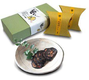 三重の保存食・郷土食の伊勢ゆべし辻岡醸造から3月限定販売