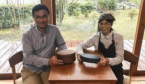 人生の楽園 岐阜・垂井町の木工房とCafe結 場所・オーダーは?