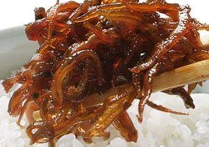 ZIPの朝ごはんジャーニーご飯のお供は兵庫県いかなごのくぎ煮・通販レシピは?