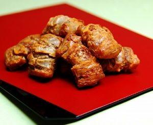 日本一堅いせんべいげんこつ深川門前仲町其角を食べてみたら?