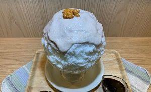 所さんお届けモノですで紹介かき氷「ぴーなつあられ」砂町銀座商店街GOFUKUの場所は?