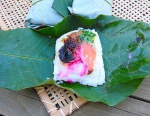 朝ごはんジャーニーZIP!の岐阜高山郷土料理・朴葉寿司レシピとお取り寄せ