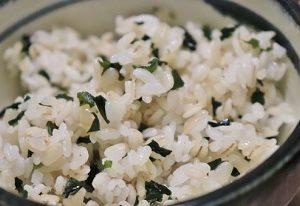 もみわかめ(朝ごはんジャーニー・ZIP!)ご飯のお供 福井名産品