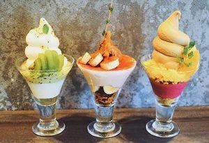 都内に北海道発祥のシメパフェが食べられる専門店がオープン!メニューや価格にお店の場所は?