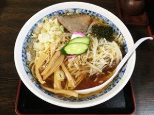 工藤阿須加が来店!山形名物・元祖冷たいラーメン(栄屋本店)