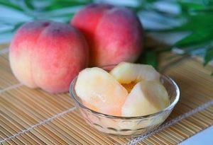 青空レストランに出演した菱沼農園(福島県)より皇室献上の桃をお取り寄せ