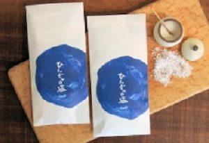 セブンルールで紹介の山田アリサの天然塩・青ヶ島のひんぎゃの塩をお取り寄せ