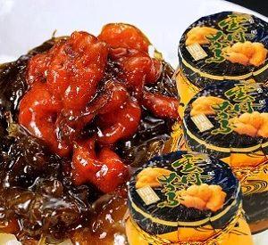 雲丹めかぶ(橋本環奈)行列のできる法律相談所で紹介したご飯のお供 再販・予約・通販