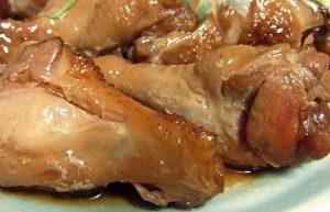 手羽肉のカレー味噌煮込み(渡貫淳子味噌汁リメイクレシピ)再利用料理