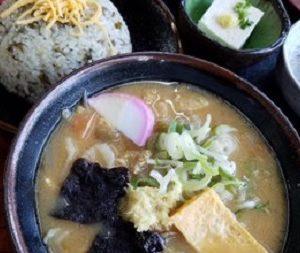 だご汁と高菜めし定食が食べられる熊本県阿蘇のお店・山賊旅路 ZIP!で紹介