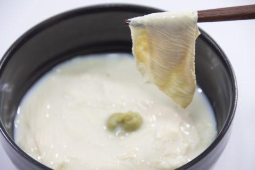 日光ゆばを食べよう!自宅で出来る湯葉作りレシピ