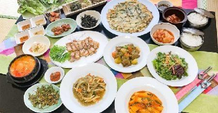 人生の楽園 韓国料理店マンナム 島根県浜田市弥栄町