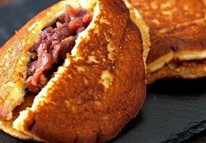 日本あんこ協会アレンジレシピ どらンチトースト作り方