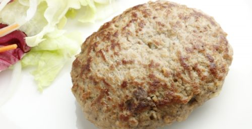 家でできる有名店の再現レシピ つばめグリル ハンバーグの作り方