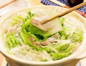 青空レストランで紹介!広島レモン鍋 よしの味噌 レシピ