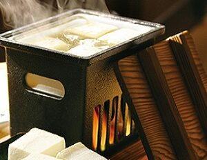 豆腐茶屋 林(林とうふ店の直営店)木綿豆腐の湯どうふが人気 お取り寄せ 奈良県吉野町