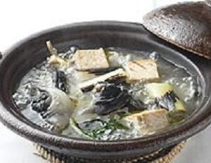 湯けむり美人すっぽん鍋スープ 焼岳すっぽん レシピとお取り寄せ