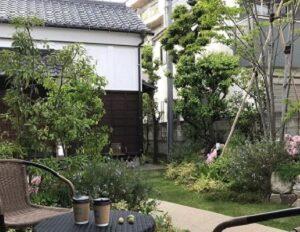 人生の楽園 レンタルスペース「つながる古民家 隠居屋」gallery&cafe雨讀 千葉県松戸市