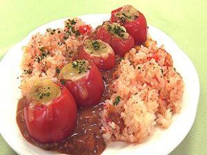 いのお飯で紹介 福岡県産ミディトマト越のルビー フルーツトマト激甘品種 レシピ