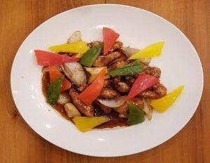 ノンストップの笠原将弘レシピ シシトウのさっぱり酢豚