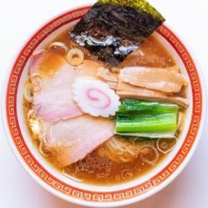 かりそめ天国で紹介 極薄の皮のワンタン麺 麺創庵 砂田 東京都豊島区巣鴨