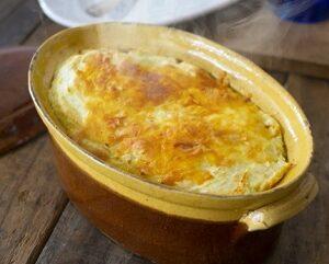 ラヴィットで紹介した料理 グラタン風料理アッシェパルマンティエ 後藤祐輔シェフのレシピ