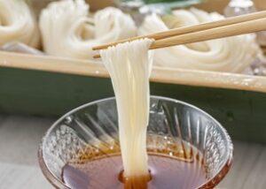 川原恵美子さんのくっつかないそうめんの茹で方、湯がき方、作り方